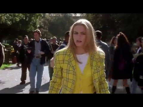 Clueless Funny Bits and Scenes
