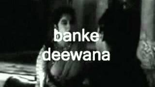 Hum Bekhudi Mein Tumko-Karaoke & Lyrics-Kala Pani