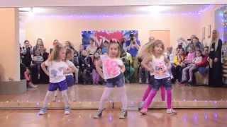 Спортивно-Современные Танцы / Дети 5л. / Iggy Azalea – Bounce /Набор 26.04.15 / ТЦ MTV