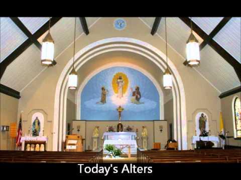 Saints Peter and Paul Catholic Church Springbrook, Iowa