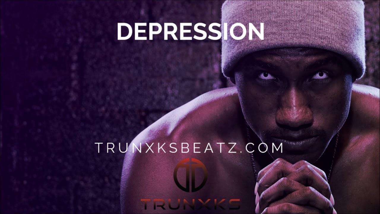 Depression (Hopsin | Eminem Dark Type Beat) Prod. by Trunxks