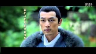 《琅琊榜》花絮 刘涛希望能和胡歌有更多甜蜜