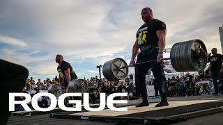 Deadlift For Reps - Full Live Stream | 2020 Arnold Pro Strongman USA Qualifier - Event 4