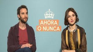 María Valverde y Dani Rovira: