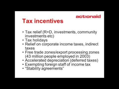 'The importance of progressive taxation and the impact of tax dodging on vulnerable communities'