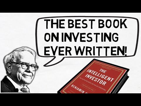 HOW TO INVEST LIKE WARREN BUFFETT | FOUNDATION OF HIS INVESTING SUCCESS | THE INTELLIGENT INVESTOR