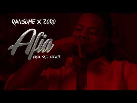 Ransome – Afia [Official Audio] ft. Zoro