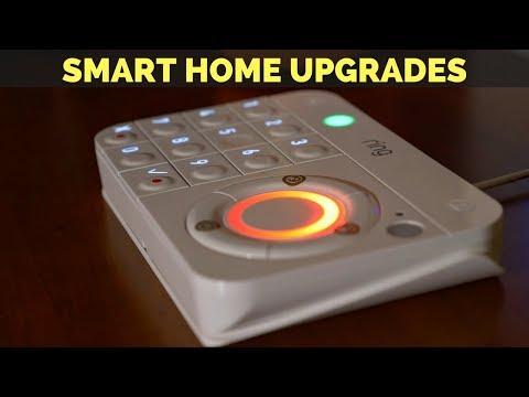best-smart-home-ugrades:-ring-alarm,-phillips-hue-&-wiz-lights