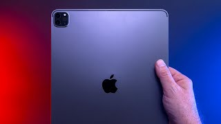 iPad Pro 2020 — The Dots of LiDAR