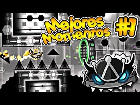 #1 MEJORES MOMENTOS del WEEKLY DEMON (Stream Highlights) || Geometry Dash 2.11 | SoulsTRK