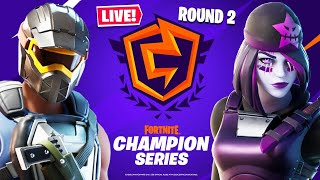 $3,000,000 TOURNAMENT! Round 2! (Fortnite)