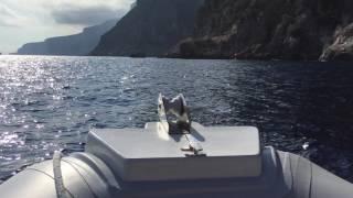 Bootstour Golfo di Orosei von Cala Gonone Cala Luna Cala Mariolu Cala Goloritzè Sardegna Sardinien