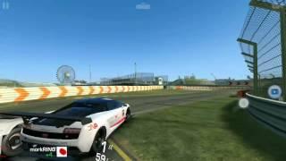 Game balap mobil terbaik versi android nyoba  LAMBORGHINI GALARDO LP560 GT