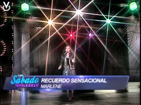 Recuerdo Sensacional - Marlene - 29/03/14