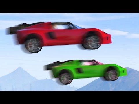 JELLY vs SLOGOMAN GTA 5 Funny Moments