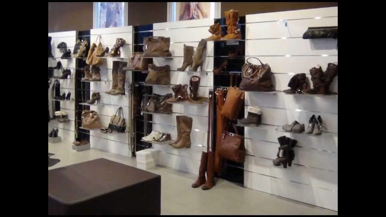 belcaro arredamenti - negozio abbigliamento calzature - youtube - Arredamento Negozio Abbigliamento Fai Da Te