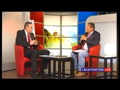 Liechtenstein Live mit Prof. Dr. Michael Hanke - Universität Liechtenstein