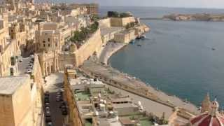 Valletta the fortress knights of Malta.mpg