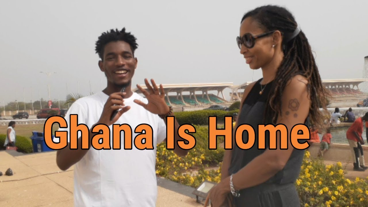African American Returnee Living In Ghana Shares Her Experiences
