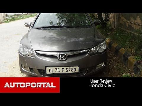 Honda Civic User Review - 'luxury car' - Autoportal