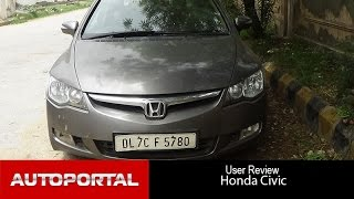Honda Civic User Review - 'luxury car' - Autoportal