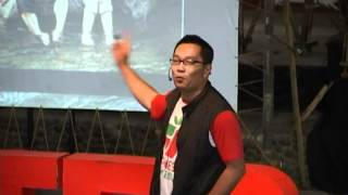TEDxBandung - Ridwan Kamil - Saving Cities With Urban Farming