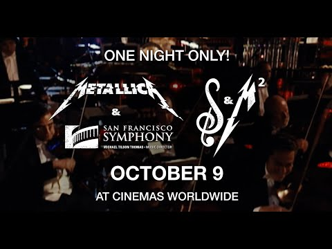 Lynn Hernandez - #Metallica S&M 2 movie event Oct 9th