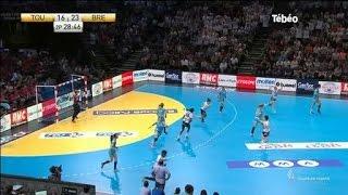 Handball féminin : Brest vs Toulon (25-16)