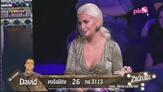 Zadruga 2 - Biljana Dragojević priča o vezi Davida i Ane - 21.01.2019.