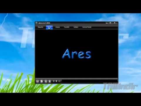 Ares Kurulumu ve Program İçi Görüntüleri