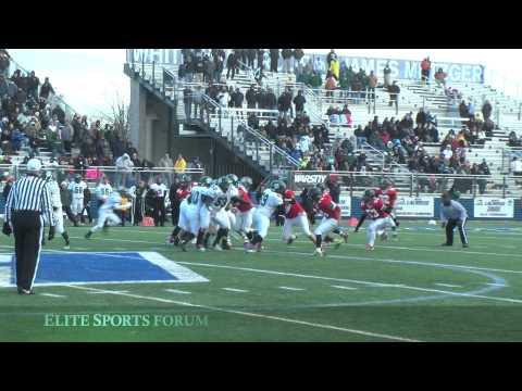 Lindenhurst vs Syosset Long Island Championships 2014 D1 Football