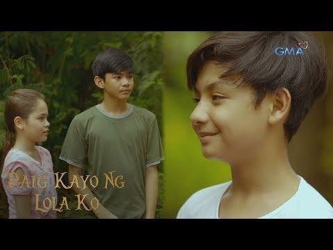 Daig Kayo Ng Lola Ko: When Two Naughty Kids Meet Young Jose Rizal