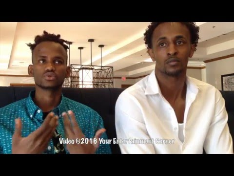 SXSW 2016    Barkhad Abdirahman and Faysal Ahmed The Stray