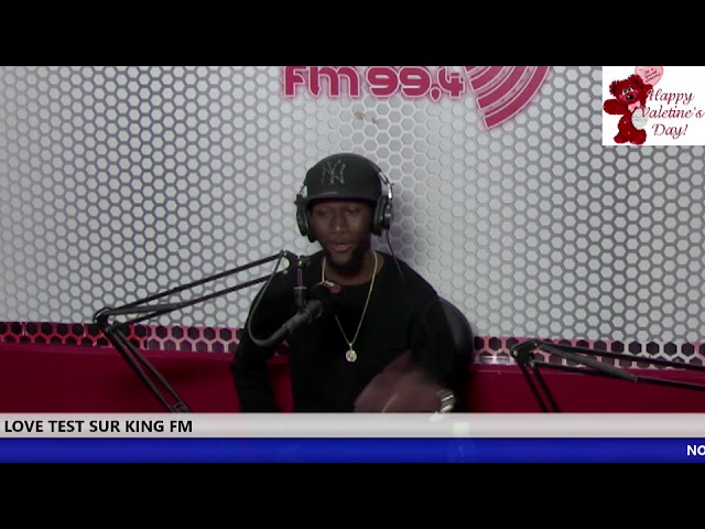Exclusivité : Rescapé sur King fm