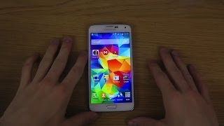 Samsung Galaxy S5 - NEW YouTube 5.7 Select Streaming Quality 144p-720p Review