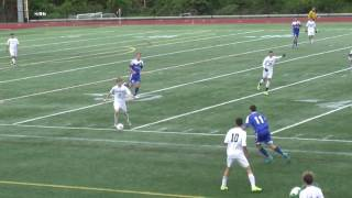 Acton Boxborough Varsity Soccer vs Nashoba 10/3/15