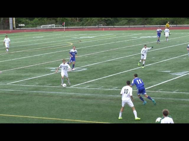 Acton Boxborough Varsity Soccer vs Nashoba 10/3/15