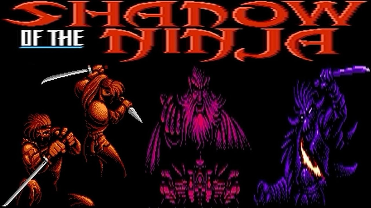 shadow of the ninja nes review