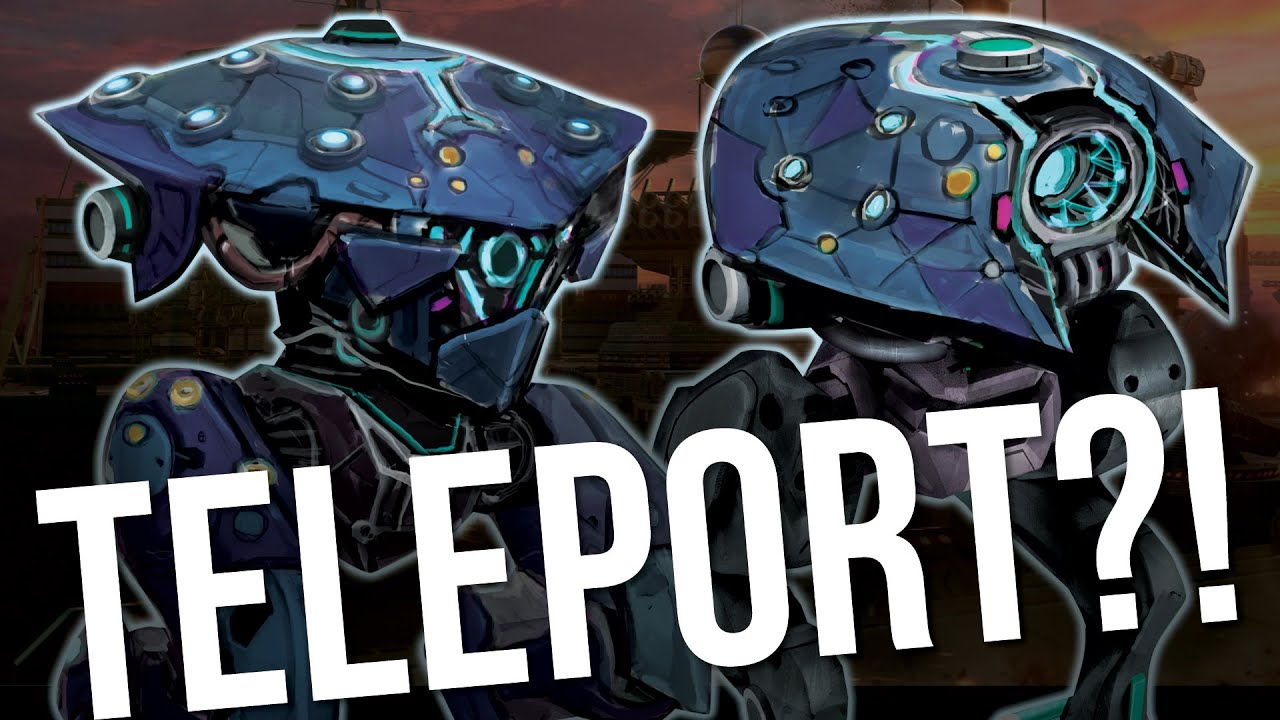 BENEMOTH, LEECH, PHANTOM are the newest robots in update 5 3