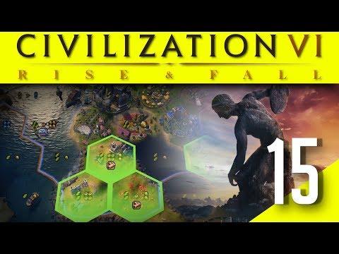Civilization VI - Rise and Fall #15 : La Course au Tourisme !