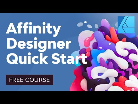 Affinity Designer Quick Start