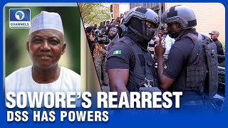 DSS Has Enormous Powers, Can Make Arrest And Hold People - Garba Shehu