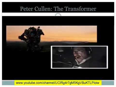 Peter Cullen: The Transformer