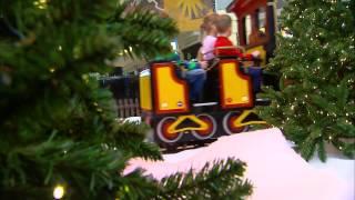 Atrakcje świąteczne w Silesia City Center.