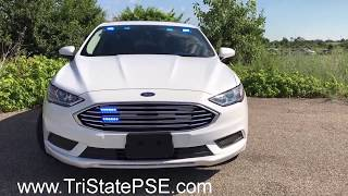 2017 Ford Fusion | Police Chief