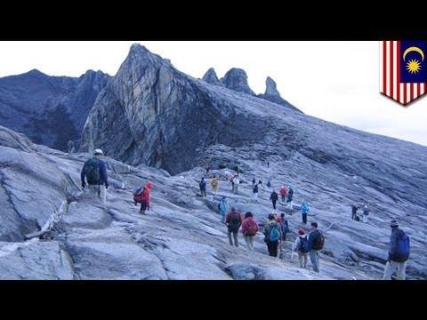 German tourist falls to death on Mount Kinabalu in Malaysia
