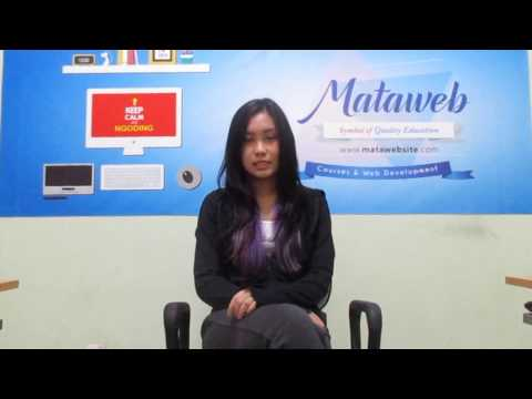 Kursus Web master ll Audelia  - Brand Specialist