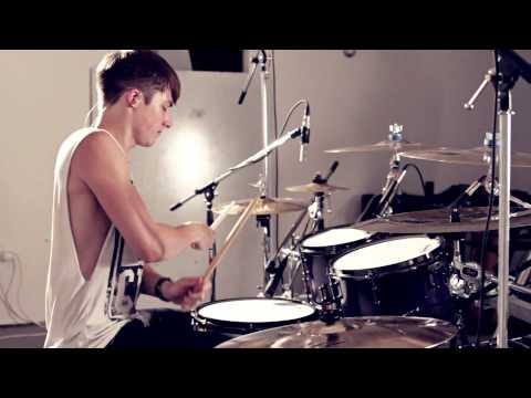 Luke Holland - Skrillex (Birdy Nam Nam) Goin' In - Drum Remix