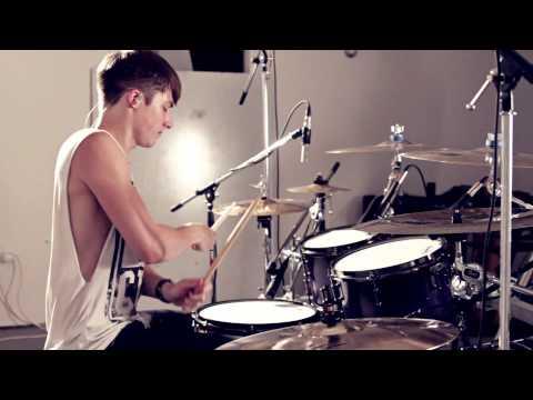 Luke Holland - Skrillex (Birdy Nam Nam) Goin' In - Drum Remix