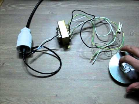 running hdd motor by single phase ac youtube rh youtube com Motor Control Wiring Diagrams Century Motor Wiring Diagram
